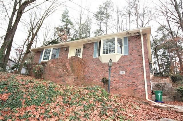 2558 Flair Knoll Drive NE, Atlanta, GA 30345 (MLS #6847322) :: 515 Life Real Estate Company