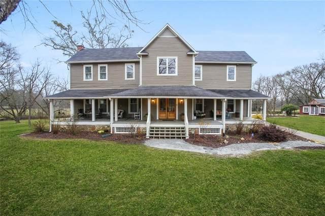 7920 Campbellton Redwine Road, Chattahoochee Hills, GA 30268 (MLS #6847336) :: The Kroupa Team | Berkshire Hathaway HomeServices Georgia Properties