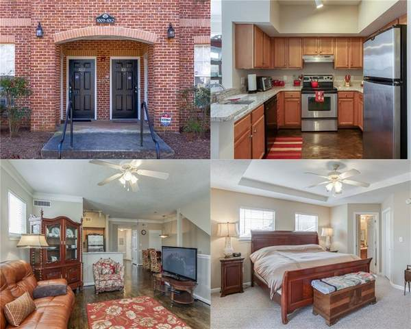 245 Amal Drive SW #1012, Atlanta, GA 30315 (MLS #6847358) :: Thomas Ramon Realty