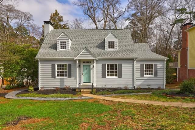 1113 Dan Johnson Road NE, Atlanta, GA 30307 (MLS #6847359) :: 515 Life Real Estate Company