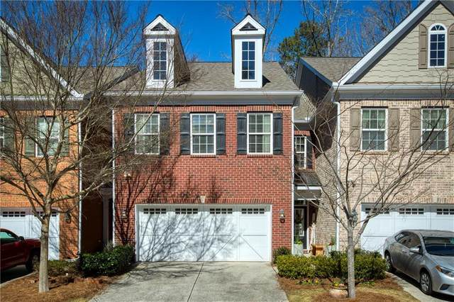 12851 Deer Park Lane #112, Alpharetta, GA 30004 (MLS #6847362) :: Path & Post Real Estate