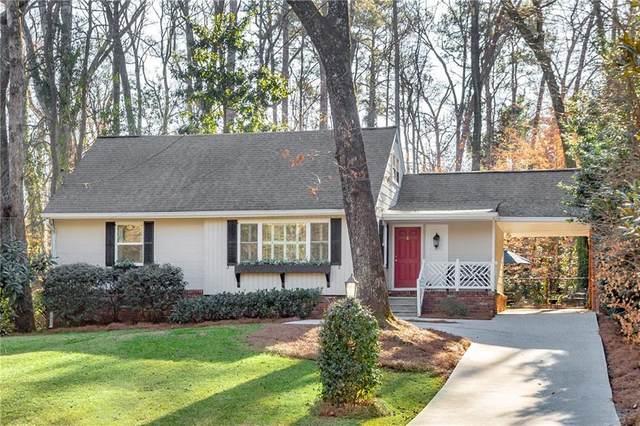 2452 Ridgewood Road NW, Atlanta, GA 30318 (MLS #6847390) :: The Butler/Swayne Team