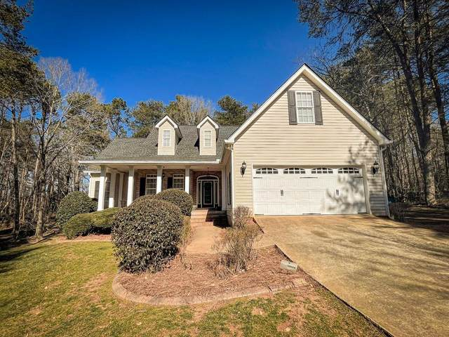 234 Settlers Point Drive, Clarkesville, GA 30523 (MLS #6847399) :: Scott Fine Homes at Keller Williams First Atlanta