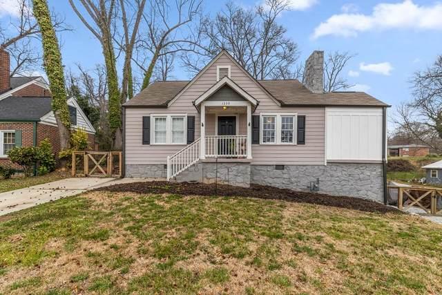 1359 Allegheny Street SW, Atlanta, GA 30310 (MLS #6847414) :: Scott Fine Homes at Keller Williams First Atlanta