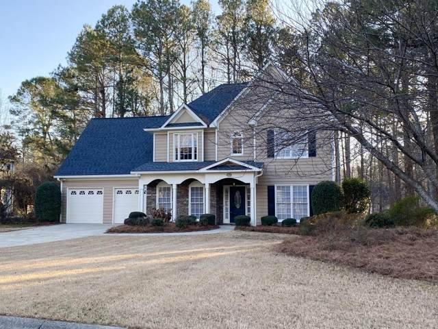 3663 Autumn View Drive, Acworth, GA 30101 (MLS #6847431) :: North Atlanta Home Team