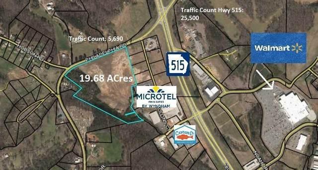 1067 Philadelphia Road, Jasper, GA 30143 (MLS #6847437) :: Path & Post Real Estate