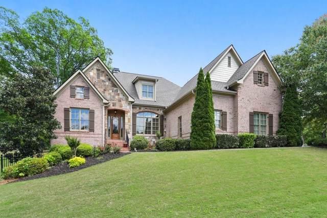 2861 Pauls Way, Marietta, GA 30062 (MLS #6847458) :: Path & Post Real Estate
