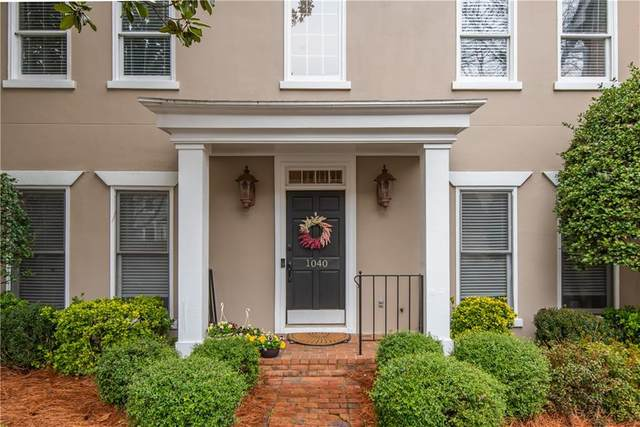 1040 Huntcliff #1040, Sandy Springs, GA 30350 (MLS #6847470) :: The Kroupa Team | Berkshire Hathaway HomeServices Georgia Properties