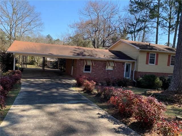 225 W Greenwood Drive, Carrollton, GA 30117 (MLS #6847473) :: Path & Post Real Estate