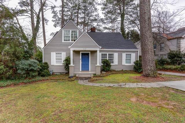 2210 Lenox Road NE, Atlanta, GA 30324 (MLS #6847489) :: Tonda Booker Real Estate Sales