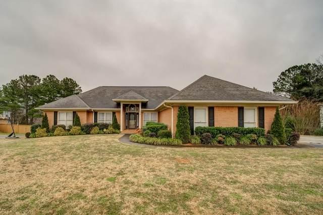 7990 Lake Ridge Drive, Jonesboro, GA 30236 (MLS #6847503) :: Tonda Booker Real Estate Sales