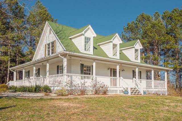 1582 Big Ridge Road, Talking Rock, GA 30175 (MLS #6847539) :: 515 Life Real Estate Company