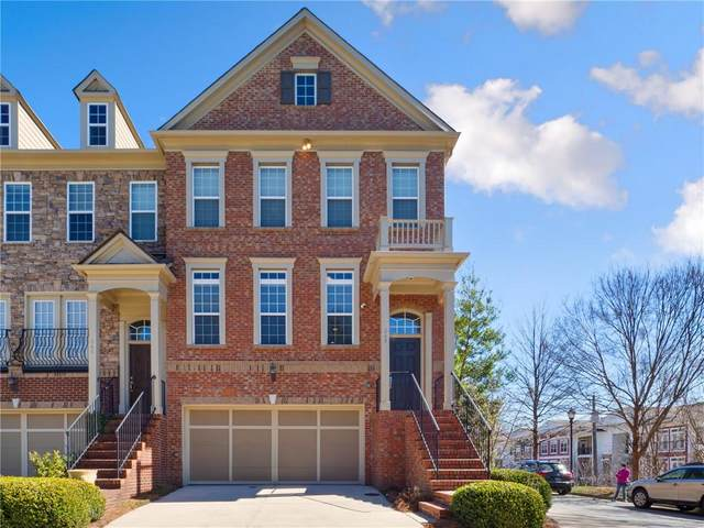 348 Ardmore Court NW, Atlanta, GA 30309 (MLS #6847546) :: RE/MAX Prestige