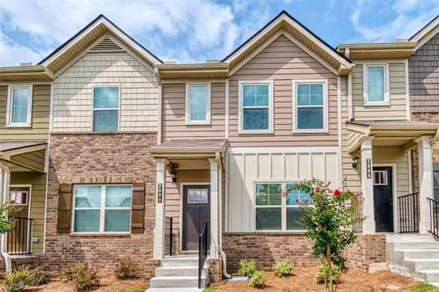 1373 Bayrose Circle 73A, East Point, GA 30344 (MLS #6847551) :: The Heyl Group at Keller Williams
