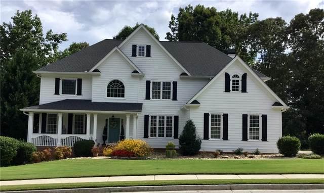 1568 Mulberry Lake Drive, Dacula, GA 30019 (MLS #6847557) :: Scott Fine Homes at Keller Williams First Atlanta
