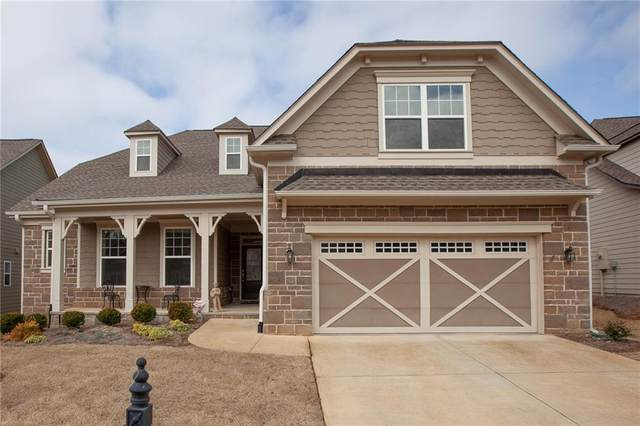 3734 Cypresswood Point SW, Gainesville, GA 30504 (MLS #6847564) :: Path & Post Real Estate