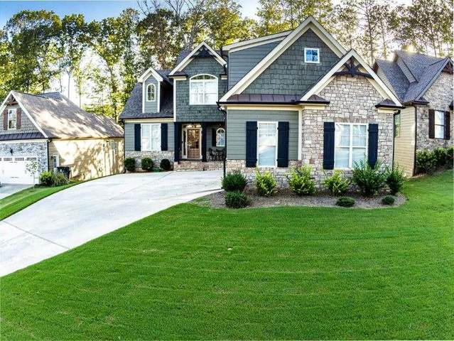 50 Stockton Place, Villa Rica, GA 30180 (MLS #6847567) :: Tonda Booker Real Estate Sales