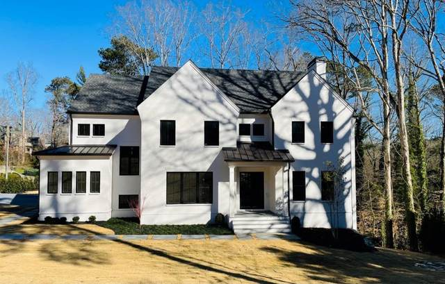 5365 Mount Vernon Parkway, Sandy Springs, GA 30327 (MLS #6847580) :: The Kroupa Team | Berkshire Hathaway HomeServices Georgia Properties