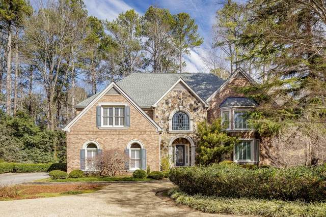 170 Wing Mill Road, Sandy Springs, GA 30350 (MLS #6847583) :: The Kroupa Team | Berkshire Hathaway HomeServices Georgia Properties