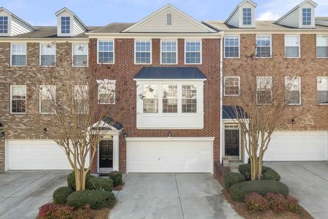3821 Chattahoochee Summit Drive, Atlanta, GA 30339 (MLS #6847632) :: North Atlanta Home Team