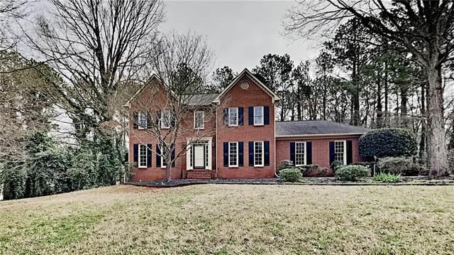 1910 Travers Circle, Lawrenceville, GA 30044 (MLS #6847636) :: Tonda Booker Real Estate Sales