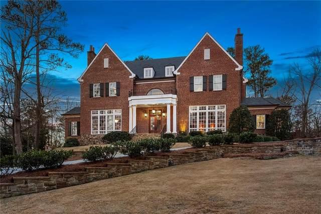 4306 Woodland Brook Drive SE, Atlanta, GA 30339 (MLS #6847646) :: North Atlanta Home Team