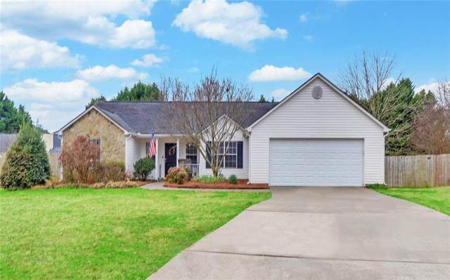 711 Buckingham Court, Monroe, GA 30656 (MLS #6847650) :: Todd Lemoine Team