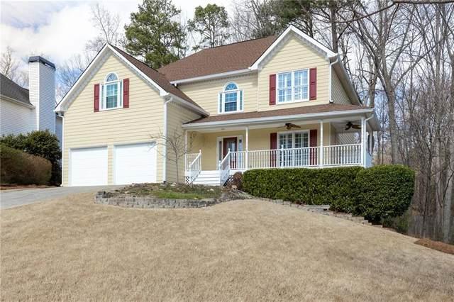 6265 Braidwood Run NW, Acworth, GA 30101 (MLS #6847651) :: Scott Fine Homes at Keller Williams First Atlanta