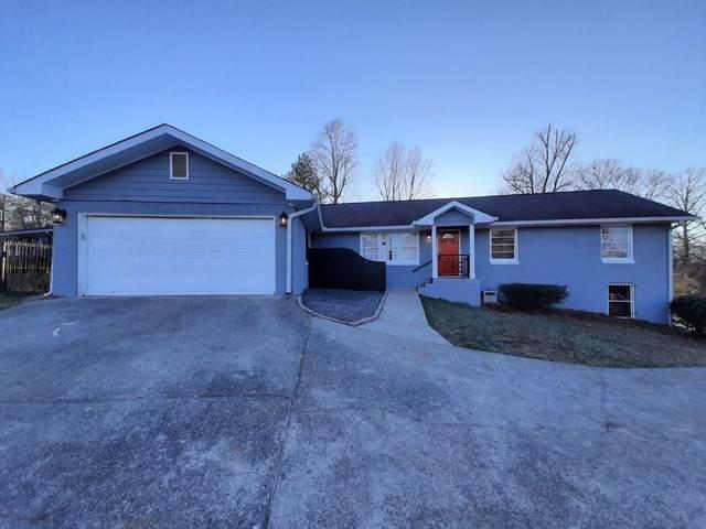 5084 Tilly Mill Road, Dunwoody, GA 30338 (MLS #6847652) :: The Kroupa Team | Berkshire Hathaway HomeServices Georgia Properties
