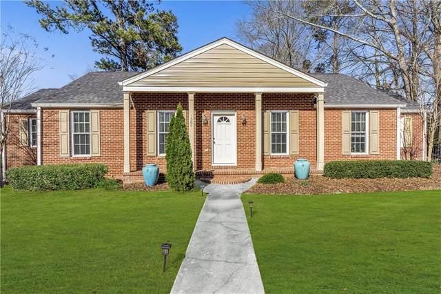 1585 Lenox Road NE, Atlanta, GA 30306 (MLS #6847658) :: Scott Fine Homes at Keller Williams First Atlanta