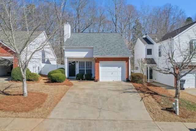 1078 Daventry Crossing, Woodstock, GA 30188 (MLS #6847661) :: 515 Life Real Estate Company