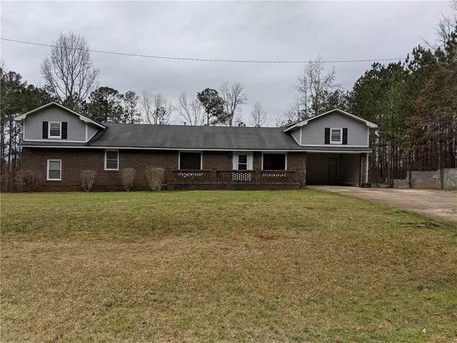 3653 Mcwilliams Barber Road, Luthersville, GA 30251 (MLS #6847664) :: North Atlanta Home Team