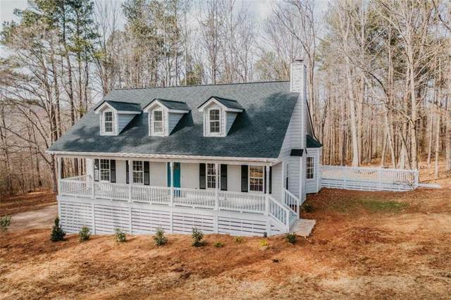 693 James Powers Road, Monroe, GA 30656 (MLS #6847697) :: Todd Lemoine Team