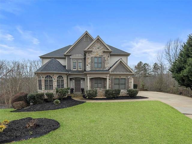 8598 Berringer Point Drive, Gainesville, GA 30506 (MLS #6847716) :: The Hinsons - Mike Hinson & Harriet Hinson