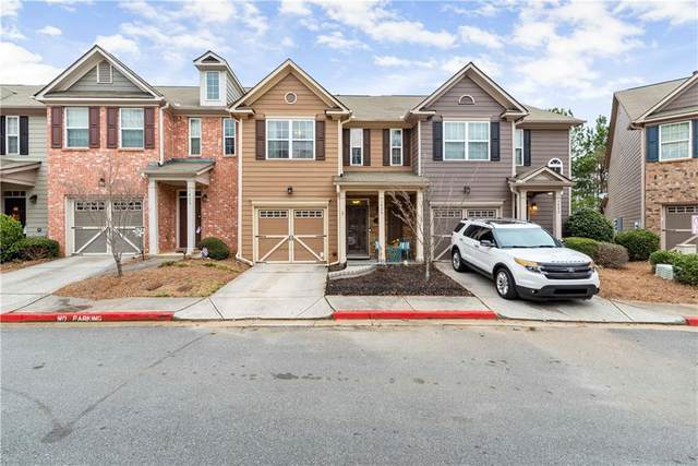 1424 Dolcetto Trace NW, Kennesaw, GA 30152 (MLS #6847724) :: Path & Post Real Estate