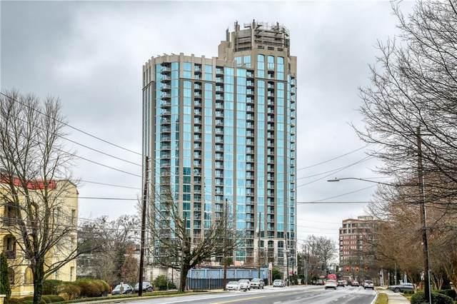2795 Peachtree Road NE #1805, Atlanta, GA 30305 (MLS #6847767) :: Keller Williams