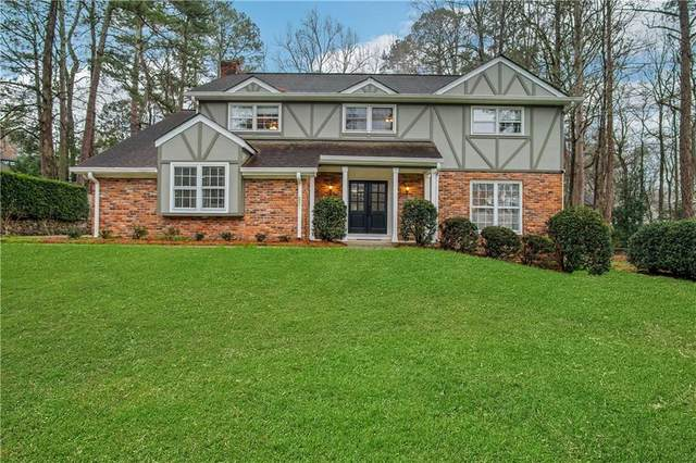 3691 Toxaway Court, Chamblee, GA 30341 (MLS #6847768) :: North Atlanta Home Team