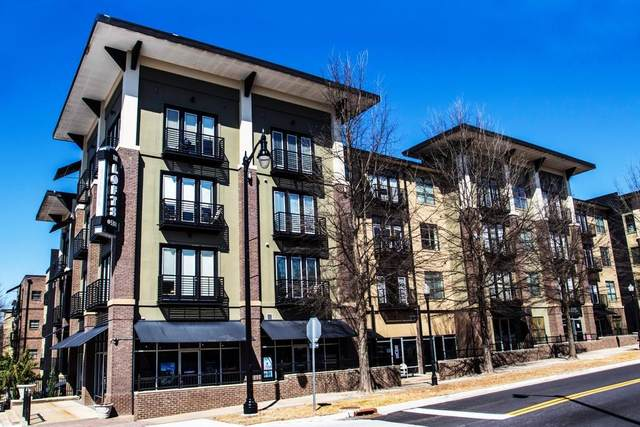 5300 Peachtree Road #3510, Chamblee, GA 30341 (MLS #6847775) :: The Cowan Connection Team