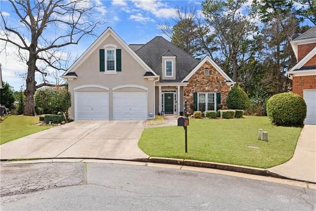 1703 Bonnabel Trace NE, Marietta, GA 30066 (MLS #6847795) :: North Atlanta Home Team