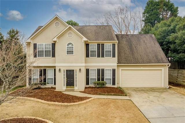 109 Columbia Place, Woodstock, GA 30189 (MLS #6847799) :: North Atlanta Home Team