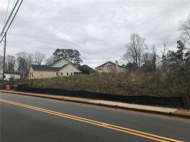 861 Chestnut Hill Road SW, Marietta, GA 30064 (MLS #6847806) :: Path & Post Real Estate
