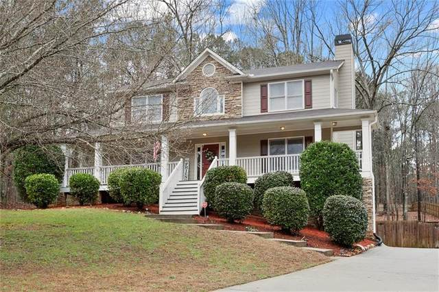 74 Parkside Trace, Dallas, GA 30157 (MLS #6847808) :: Tonda Booker Real Estate Sales