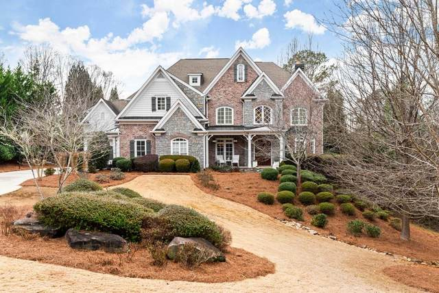 2735 Manor Bridge Drive, Milton, GA 30004 (MLS #6847825) :: North Atlanta Home Team