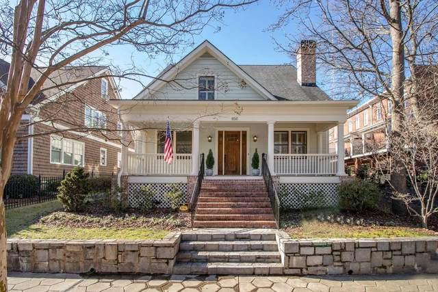 856 Lake Avenue NE, Atlanta, GA 30307 (MLS #6847841) :: 515 Life Real Estate Company