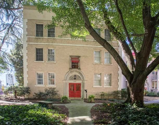 2222 Peachtree Road NE A2, Atlanta, GA 30326 (MLS #6847845) :: Path & Post Real Estate