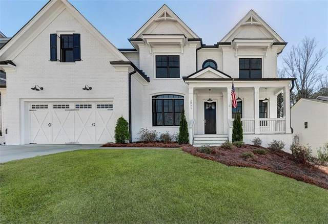 2231 Sage Mountain Court SW, Marietta, GA 30064 (MLS #6847872) :: North Atlanta Home Team