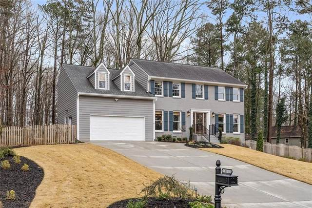 300 Whisperwood Drive, Roswell, GA 30075 (MLS #6847875) :: The Butler/Swayne Team