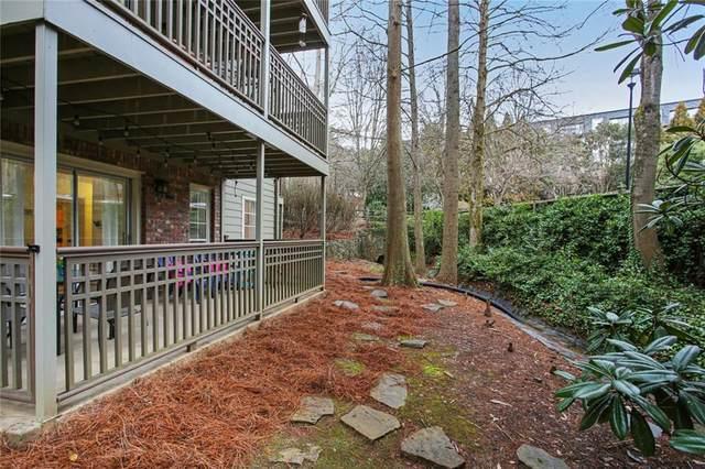 2901 Lenox Road NE #106, Atlanta, GA 30324 (MLS #6847876) :: Rock River Realty