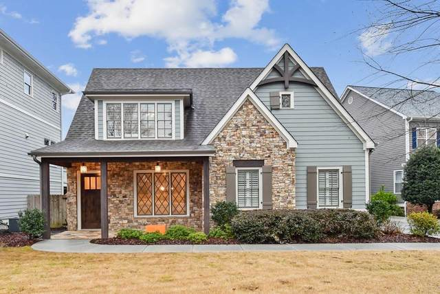 1115 Mendell Circle NE, Brookhaven, GA 30319 (MLS #6847907) :: The Gurley Team