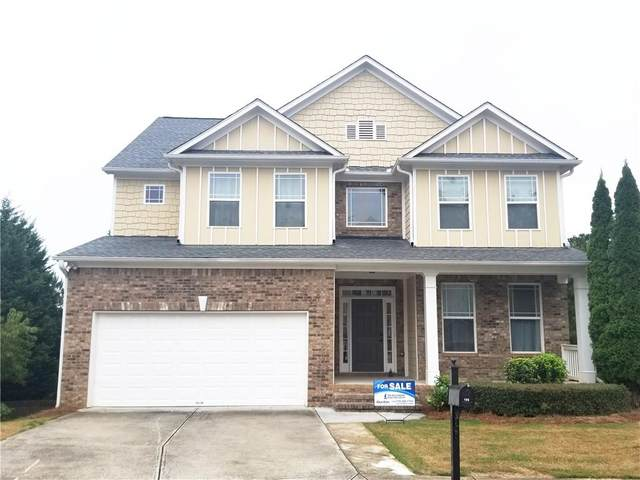 189 Rutlidge Park Lane, Suwanee, GA 30024 (MLS #6847908) :: North Atlanta Home Team